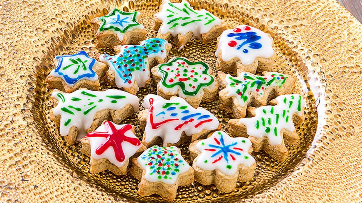 Имбирное Печенье Для Тех Кто На Диете. Диетическое печенье — Рецепт для худеющих сладкоежек