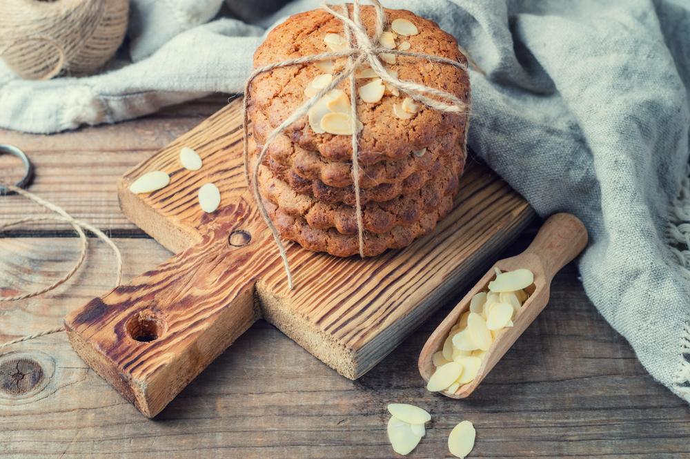 Миндальное печенье рецепт