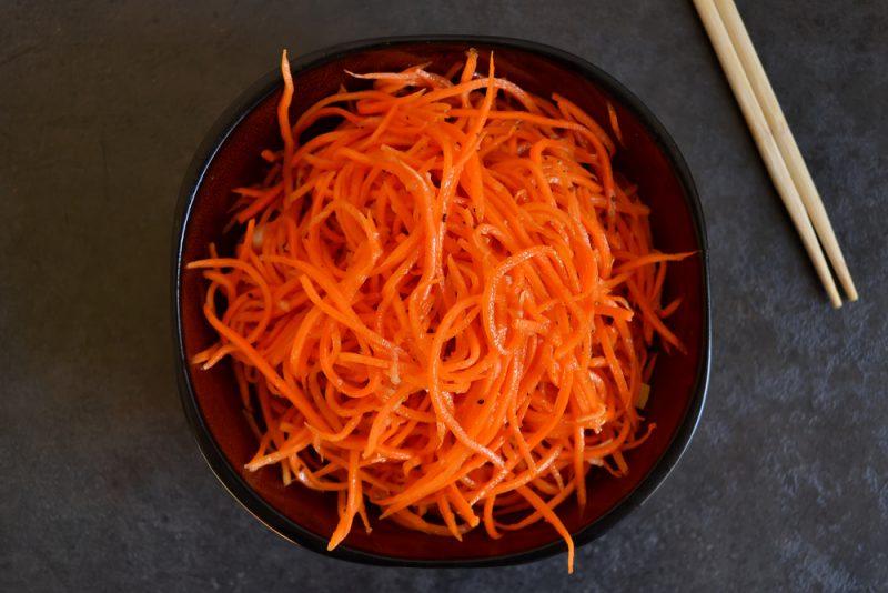 Классическая корейская морковь рецепт