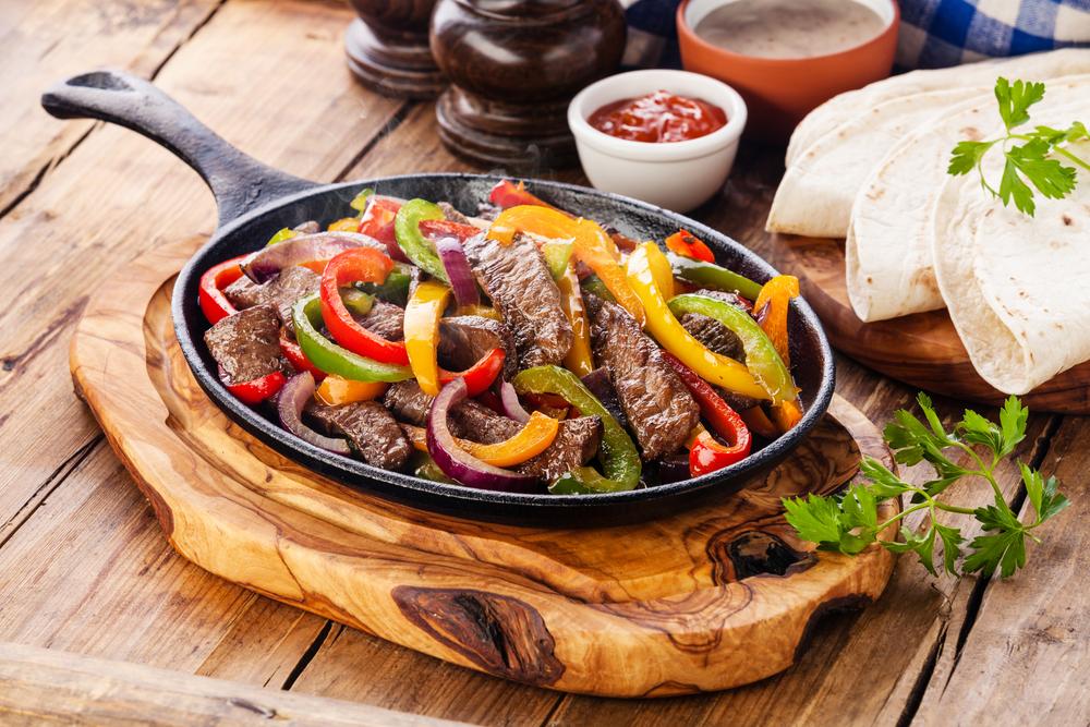 Мясо по-мексикански фото