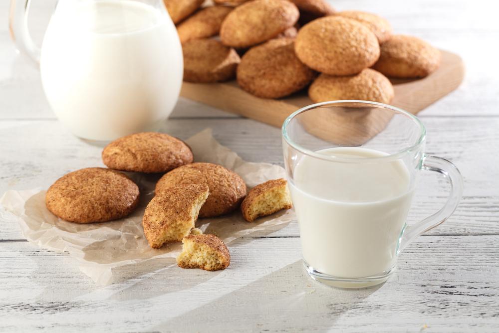 Печенье молочные коржики рецепт с фото