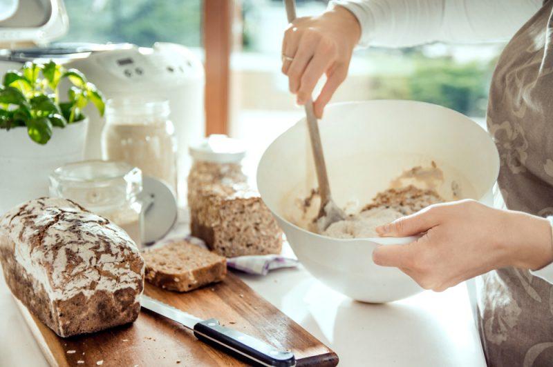 Дрожжевое тесто с пшеном рецепт