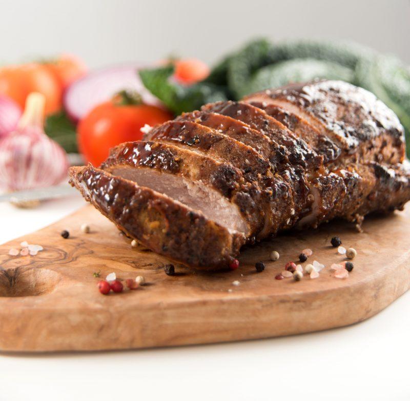 Глазированный мясной стейк рецепт