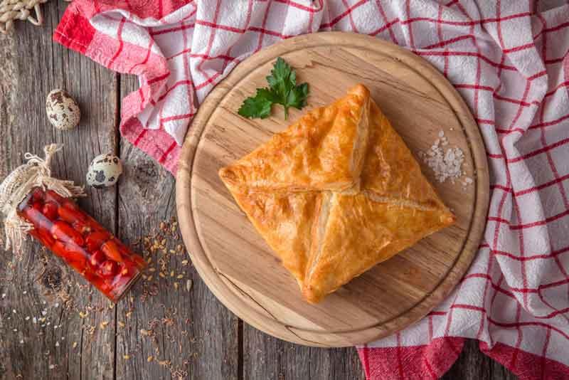 Хачапури по-мегрельски рецепт