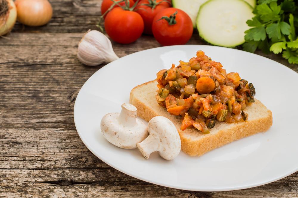 Икра из кабачков с грибами рецепт