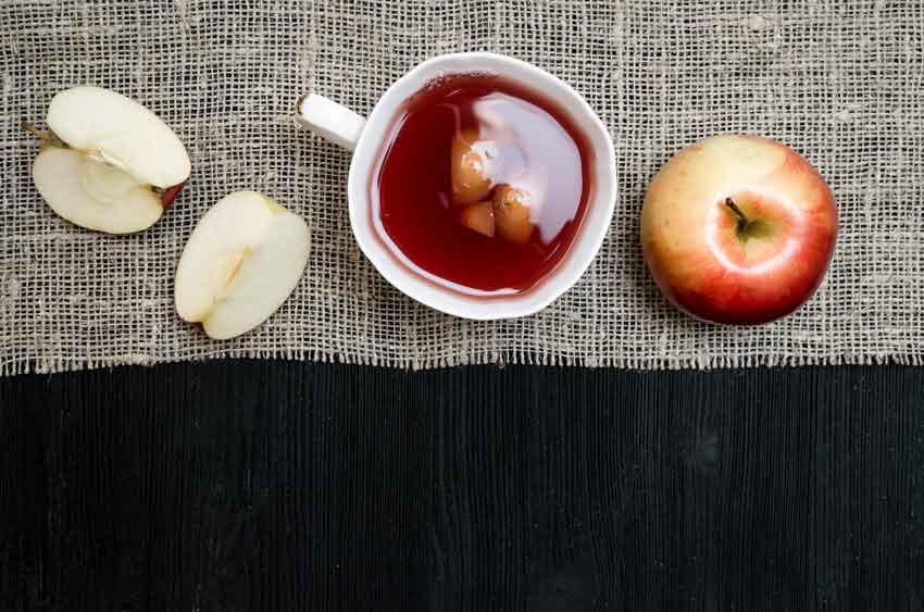Компот из яблок рецепт
