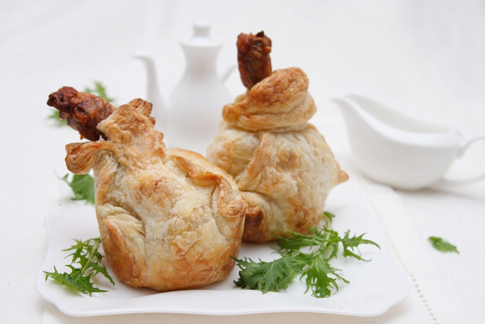 Куриные ножки в тесте рецепт