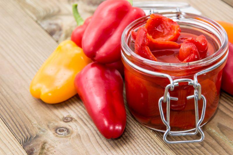 Маринованный болгарский перец рецепт