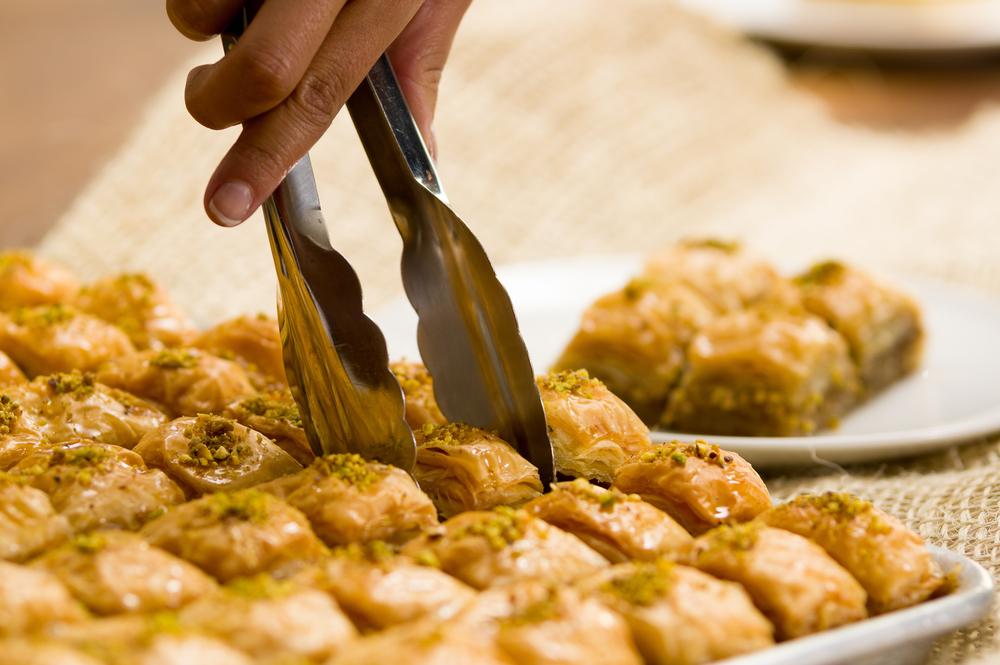 Пахлава по-татарски рецепт