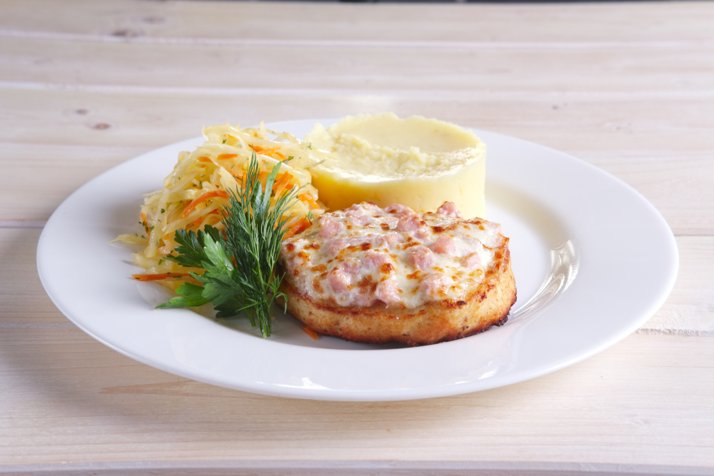 Рыбные котлеты с плавленым сыром рецепт