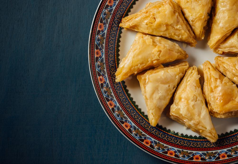 Пахлава по-азербайджански рецепт