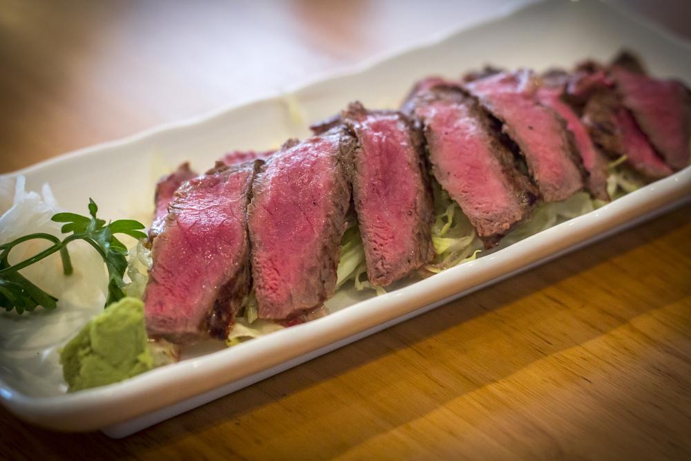 Татаки из говядины рецепт