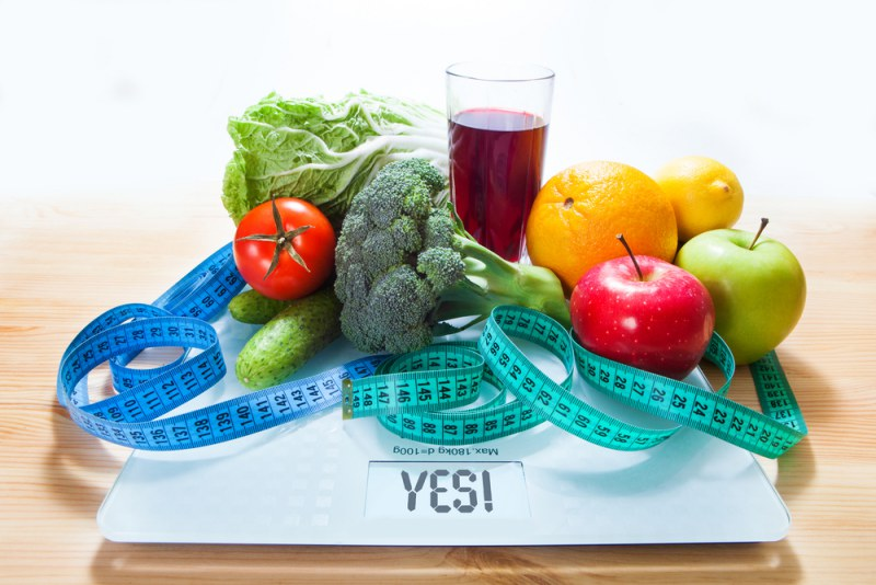 диета правильное питание для похудения меню группы