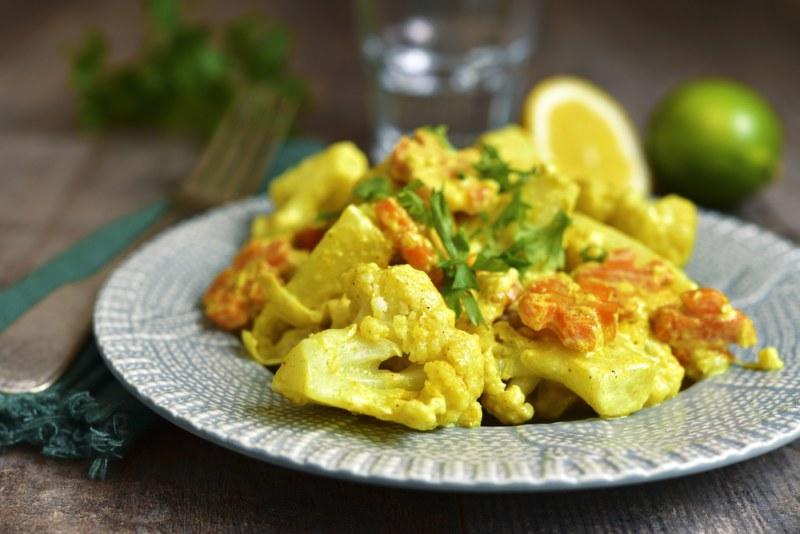 Закуска из цветной капусты на праздничный стол рецепт с фото