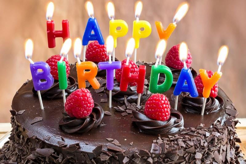 фотографии тортов на день рождения