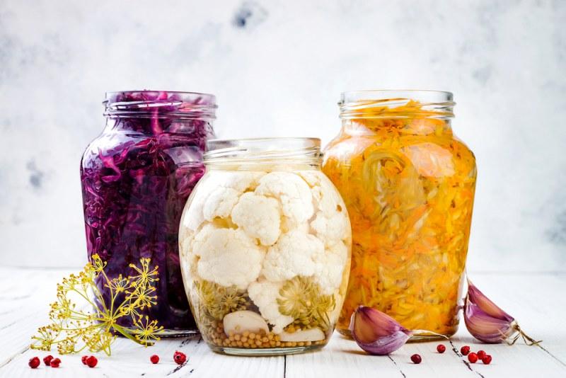 Цветная капуста на зиму: рецепты с фото