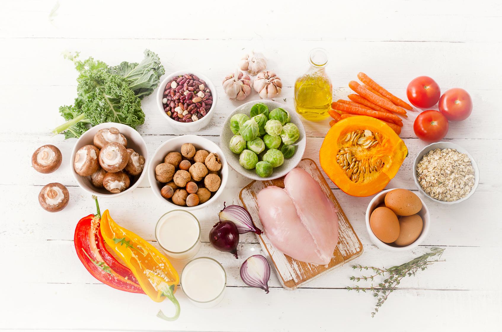 Диета Рационального Питания Для Похудения. 5 готовых вариантов меню на неделю для похудения и диеты