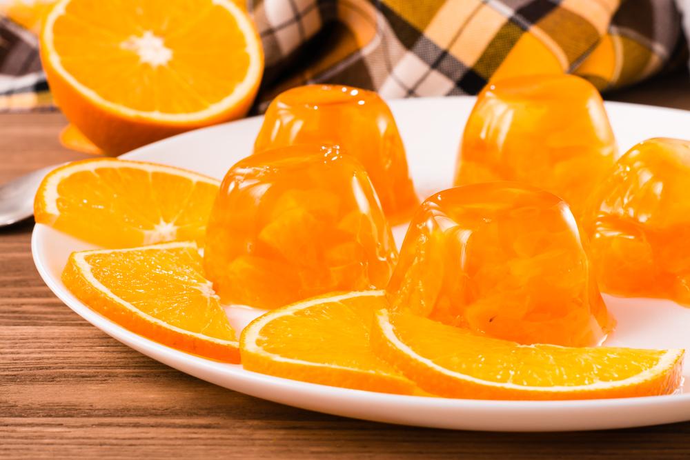Апельсиновое желе рецепт