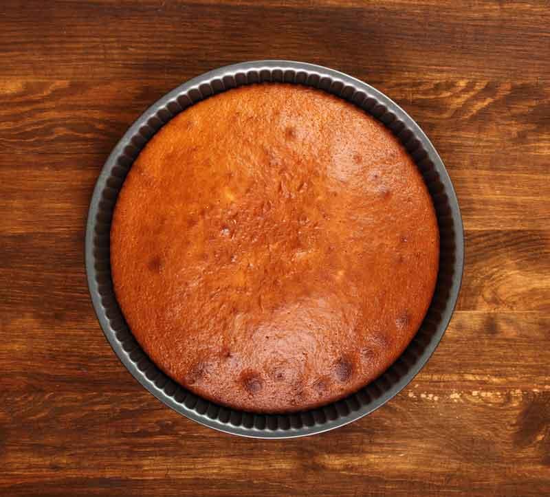 Бисквит на сметане рецепт