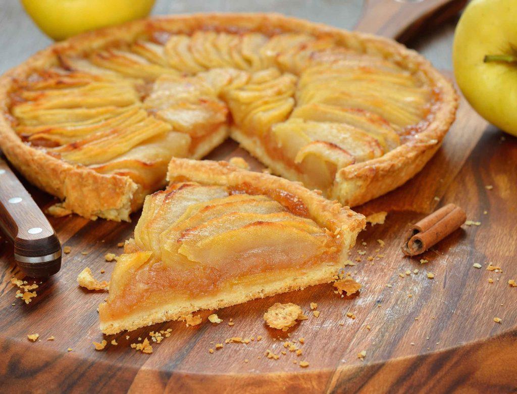 его пироги из яблок рецепты картинки картинку