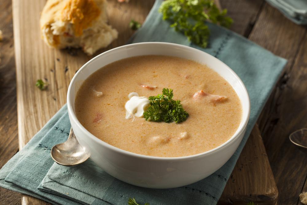 Крем-суп из судака рецепт