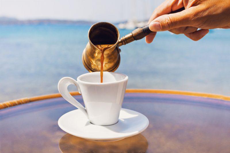 Кофе в турке рецепт