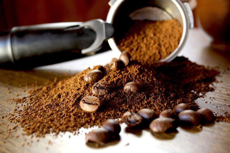 Молотый кофе рецепт