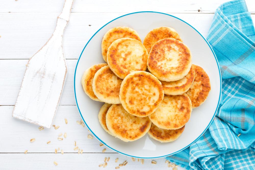Сырники в духовке с мукой рецепт