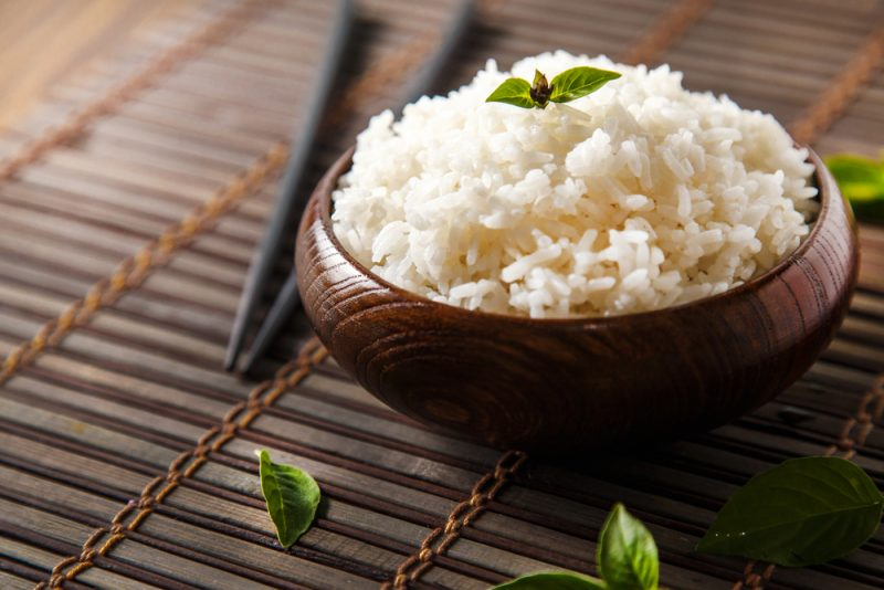 Рассыпчатый рис рецепт