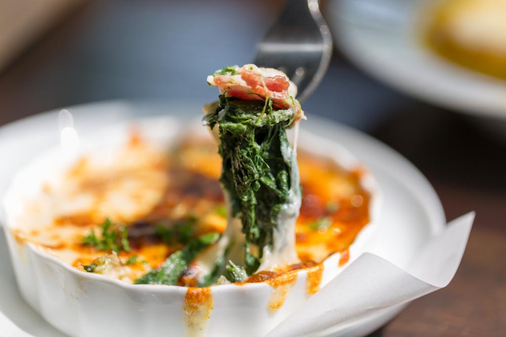 Лазанья с морепродуктами фото