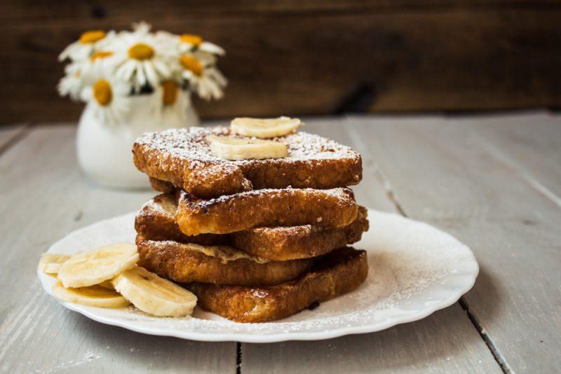 kКлассические французские тосты рецепт