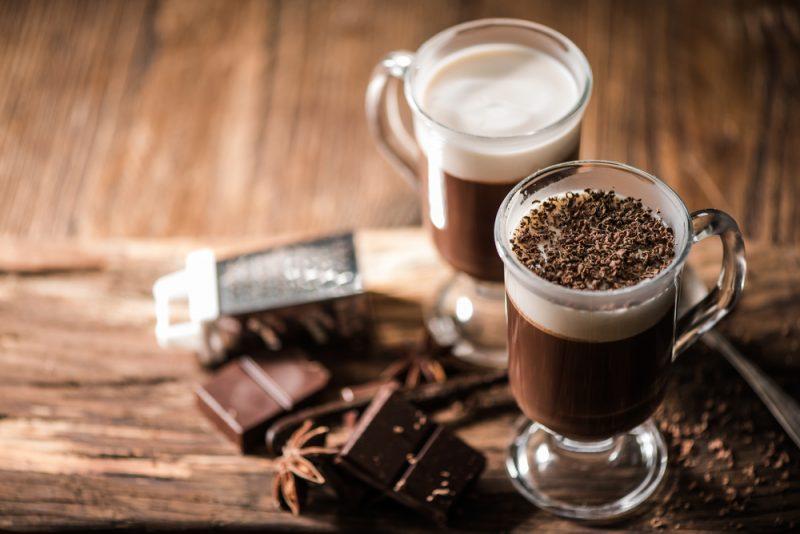 Густой горячий шоколад рецепт