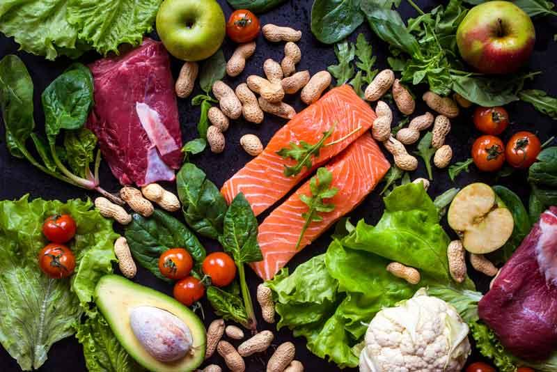 мясная овощная диета