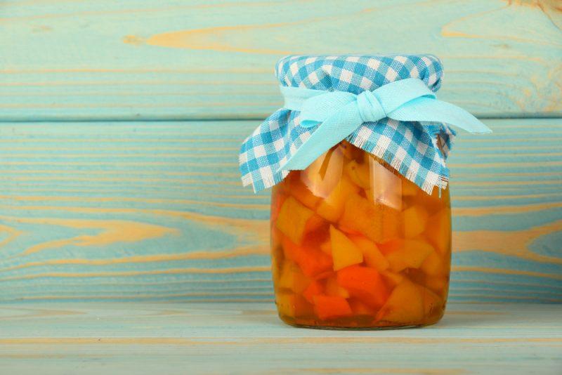 Варенье из яблок и тыквы рецепт