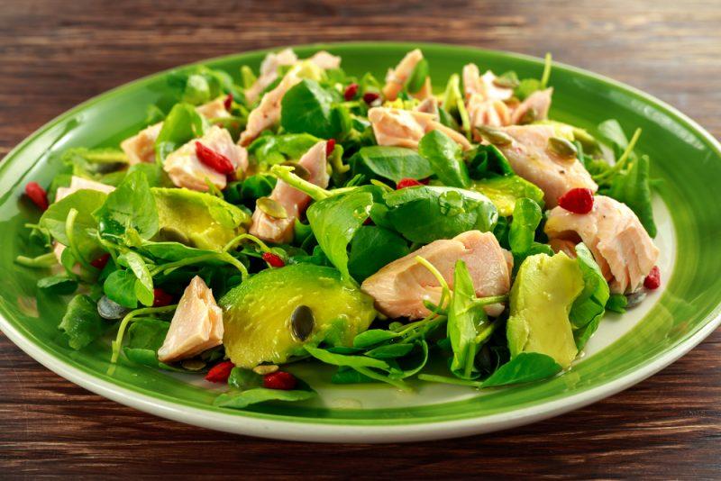 Морской салат рецепт