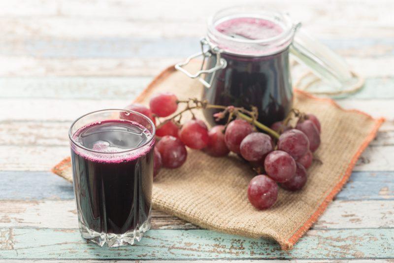 Компот из винограда рецепт