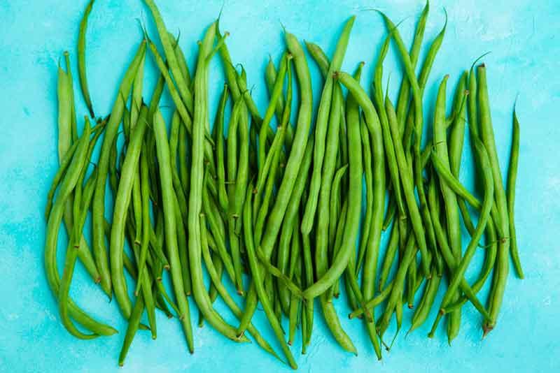 Зеленая стручковая фасоль рецепт