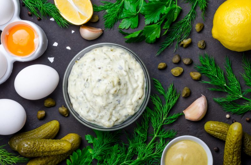 Густой сливочный соус рецепт