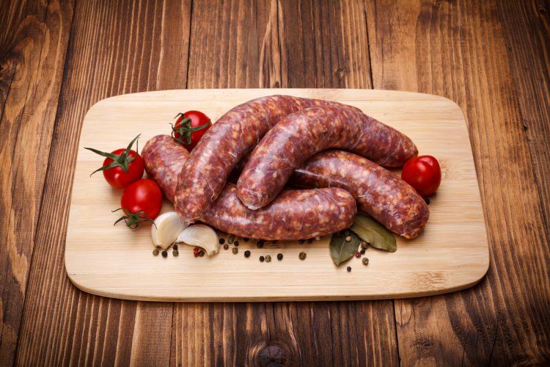 Говяжья колбаса рецепт