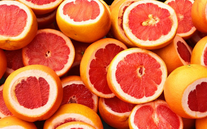 Рецепты с грейпфрутом фото