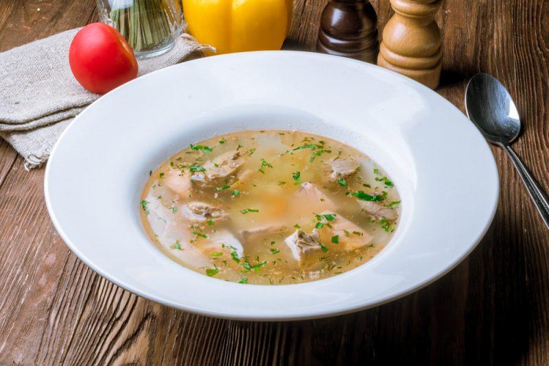 Суп правильное питание рецепты