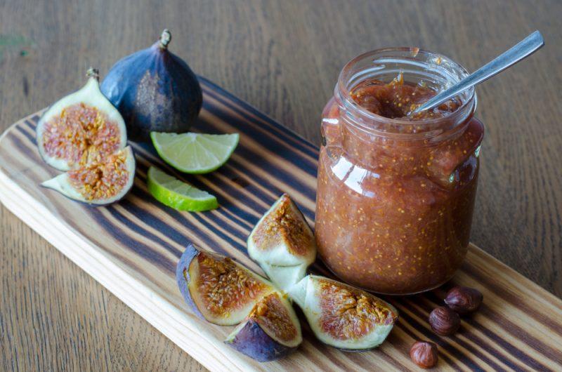 Варенье из инжира с орехами рецепт