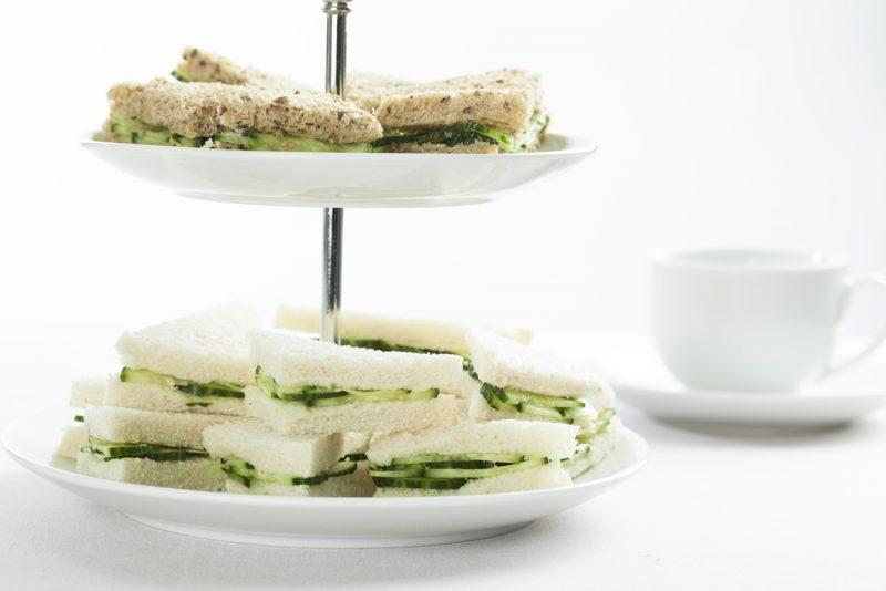 рецепт английского сэндвича