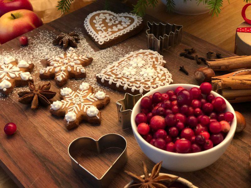 Фото рождественских пряников