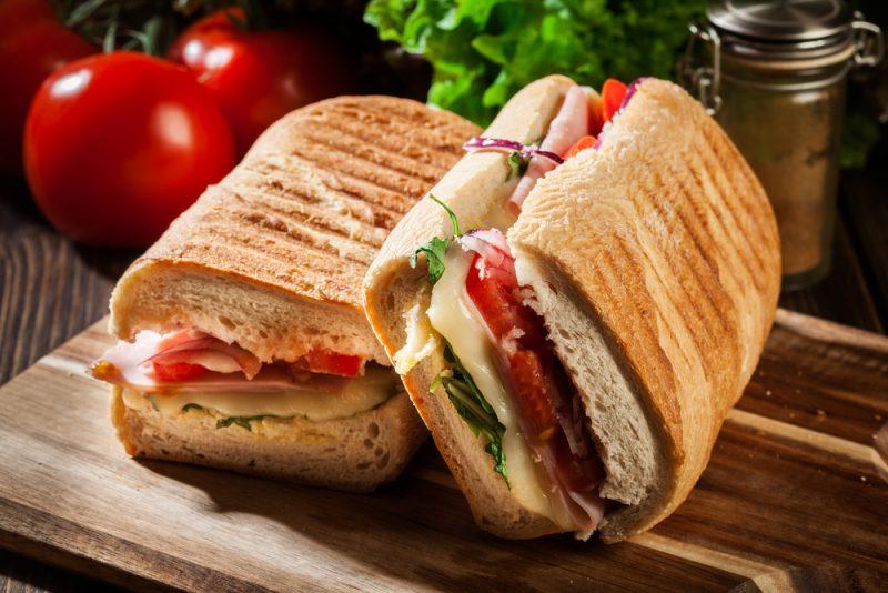 Рецепт итальянского сэндвича