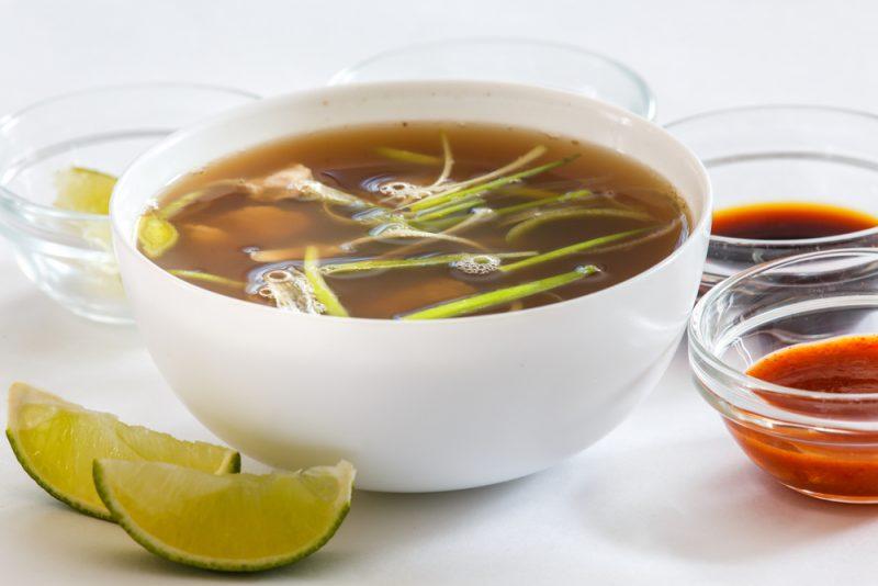 Куриный бульон для супа рецепт