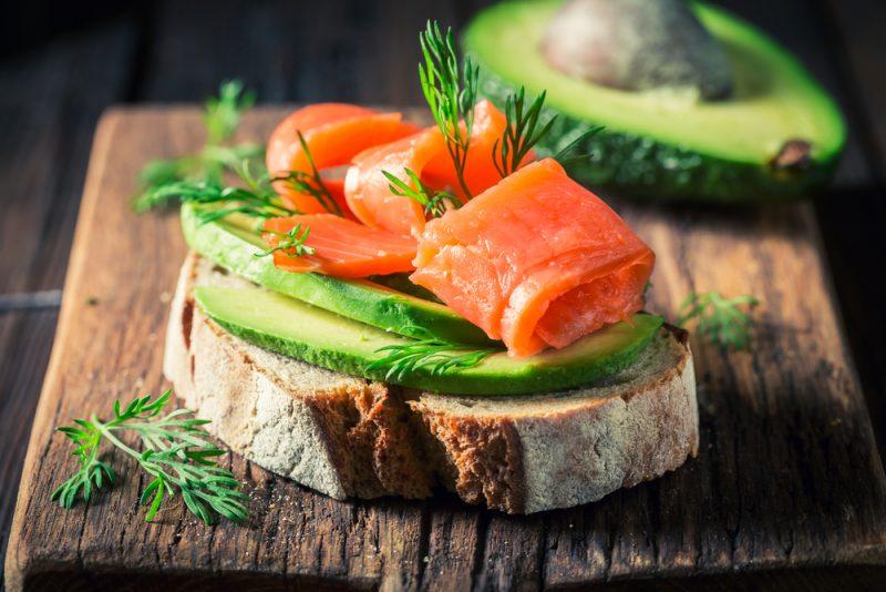 фото бутерброда