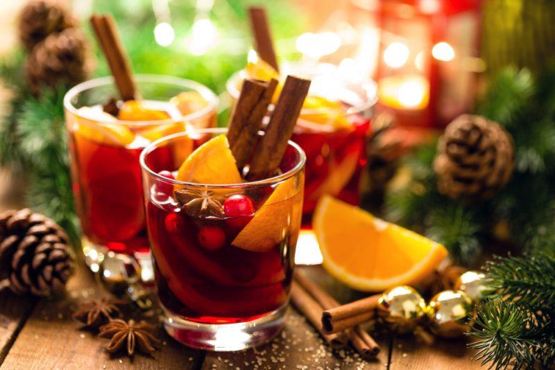 рождественские напитки рецепт