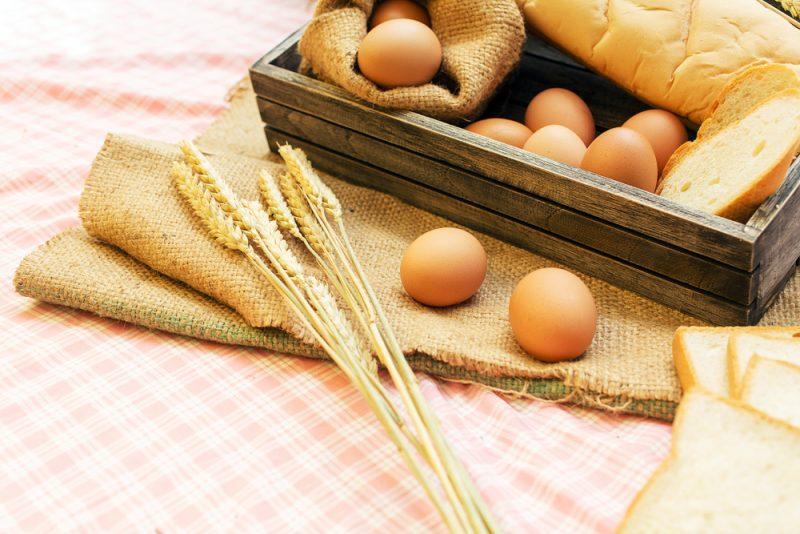 Ингредиенты для приготовления морской тарелки
