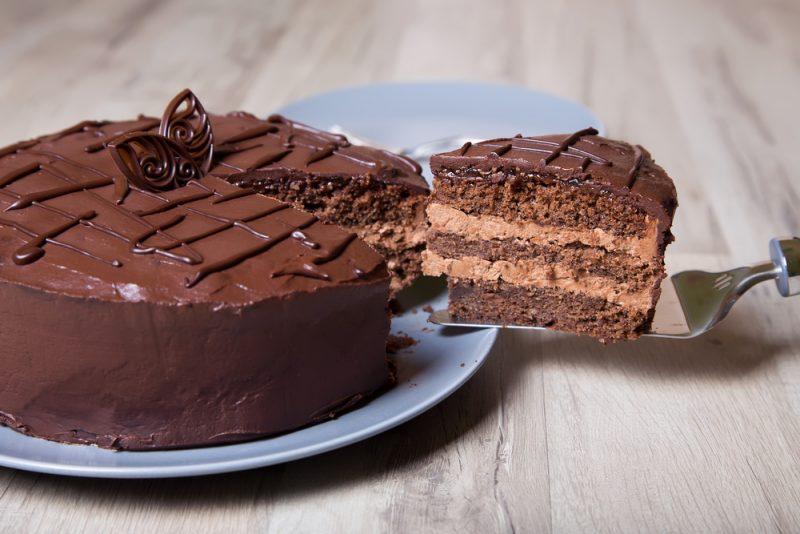 Шоколадный десерт рецепт